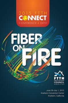 2015 FTTH Connect poster