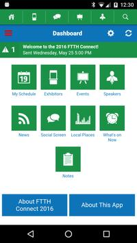 FTTH Connect 2016 apk screenshot