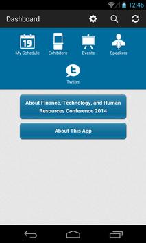 Finance, Technology & HR 2014 apk screenshot