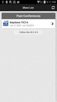 Keystone AEA TIC apk screenshot