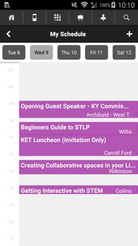 KySTE Conference apk screenshot