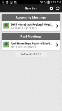 HomeSteps apk screenshot