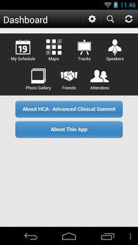HCA- Advanced Clinical Summit apk screenshot