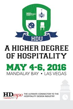 HD Expo 2016 poster