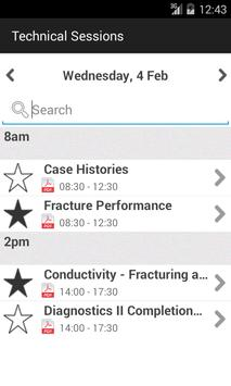 SPE Hydraulic Fracturing 2015 apk screenshot