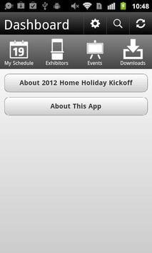 2012 Home Holiday Kickoff apk screenshot