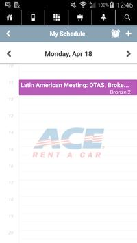 International Car Rental Show apk screenshot