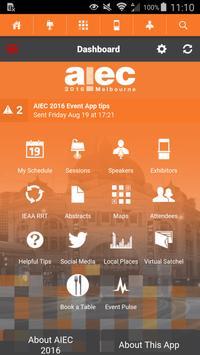 AIEC 2016 apk screenshot