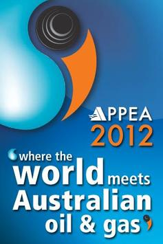 APPEA 2012 Conference poster