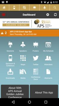 50th APS Annual Conference apk screenshot