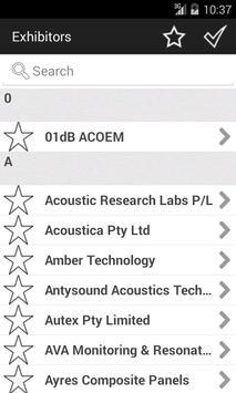 Internoise 2014 apk screenshot