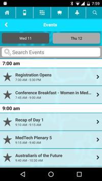 MedTech 2015 apk screenshot