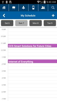 IoTX & Big Data Show 2015 apk screenshot