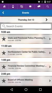 IACP 2016 Annual Conference apk screenshot