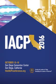 IACP 2016 Annual Conference poster