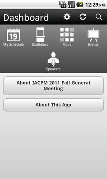IACPM2011 apk screenshot