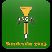 IAGA Annual Meeting icon
