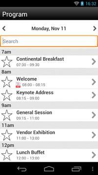 IAGA Annual Meeting apk screenshot