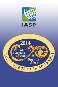 IASP 15th World Pain Congress poster