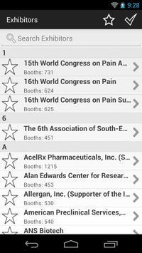 IASP 15th World Pain Congress apk screenshot