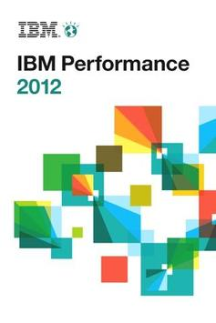 IBM Performance 2012 NL poster