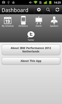 IBM Performance 2012 NL apk screenshot