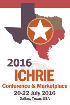 2016 ICHRIE Conference poster