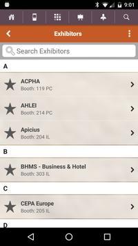 2016 ICHRIE Conference apk screenshot