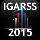 IGARSS 2015 icon