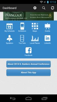 2014 IL Bankers Annual Con apk screenshot
