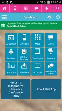 2015 IPC Conference apk screenshot