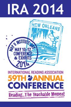 IRA's 59th Annual Conference poster