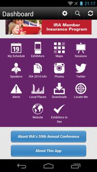 IRA's 59th Annual Conference apk screenshot