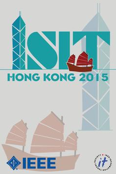 ISIT 2015 poster