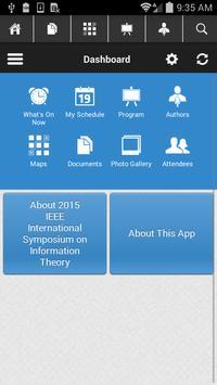 ISIT 2015 apk screenshot