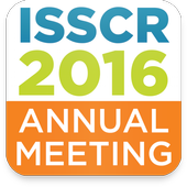 ISSCR 2016 Annual Meeting icon