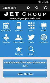 Oil Sands Trade Show & Conf 14 apk screenshot