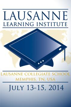 Lausanne Learning Institute 14 poster