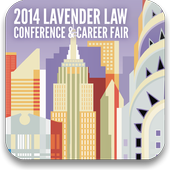 2014 Lavender Law Conference icon
