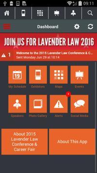 Lavender Law 2015 apk screenshot