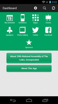 39th Assembly of The Links Inc apk screenshot
