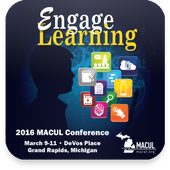 MACUL 2016 Conference icon