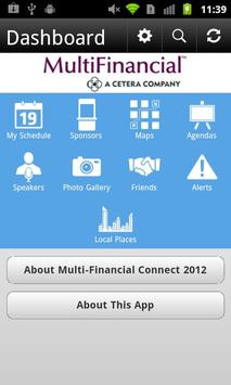 Multi-Financial Connect 2012 apk screenshot