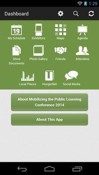Mobilizing the Public Con 2014 apk screenshot