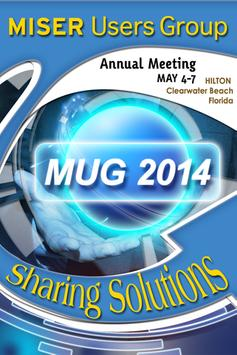 MISER Users Group 2014 Meeting poster