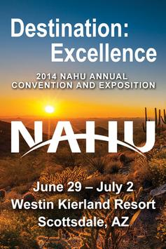 2014 NAHU Annual Convention poster
