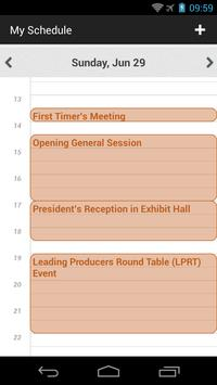 2014 NAHU Annual Convention apk screenshot