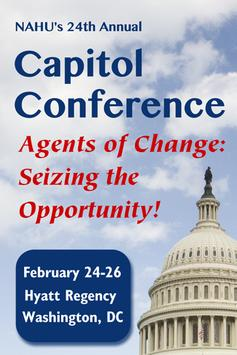 NAHU Capitol Conference 2014 poster