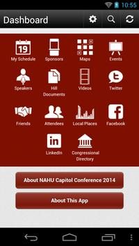 NAHU Capitol Conference 2014 apk screenshot