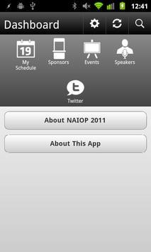NAIOP 2011 apk screenshot
